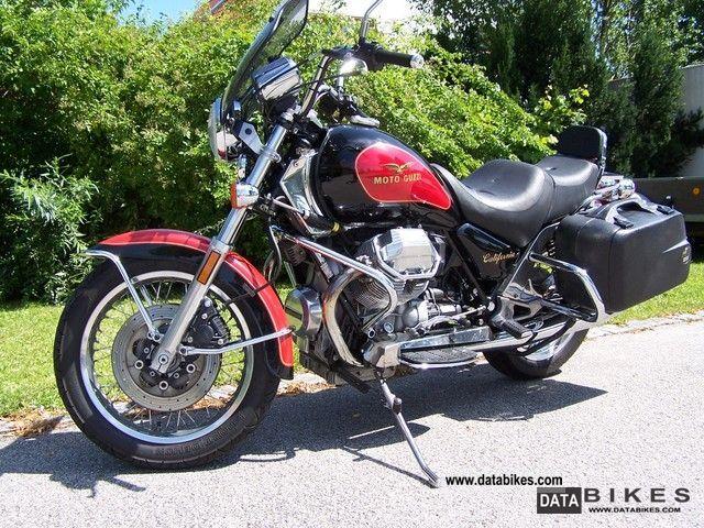 1996 Moto Guzzi  California Motorcycle Chopper/Cruiser photo