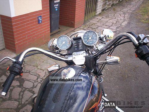 1991 Moto Guzzi  Cali 3 Motorcycle Chopper/Cruiser photo