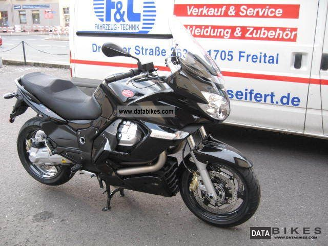 2012 Moto Guzzi  Norge GT 8V Motorcycle Motorcycle photo