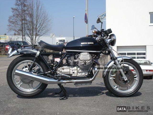 Moto Guzzi  850 T3 California 1981 Tourer photo