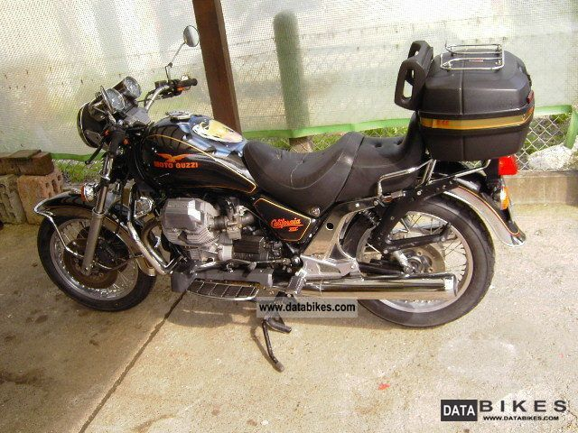 1993 Moto Guzzi  california III Motorcycle Chopper/Cruiser photo