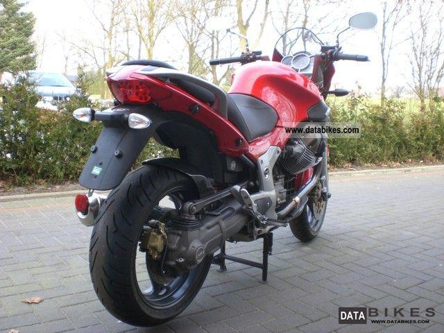 2005 Moto Guzzi Breva 1100