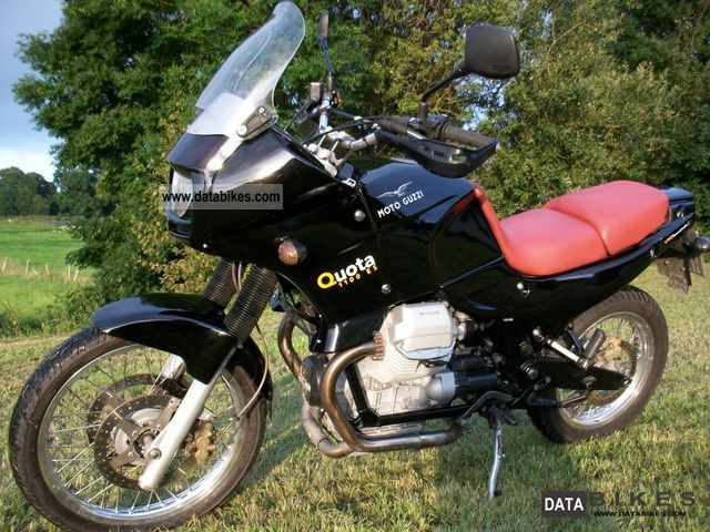 Moto Guzzi  Quota 1100 ES 2001 Enduro/Touring Enduro photo