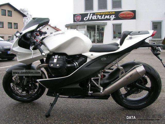 2011 Moto Guzzi  Millepercento Alba Motorcycle Motorcycle photo