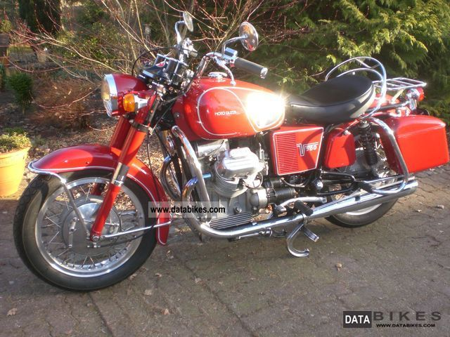 Moto Guzzi  V7 Special 1969 Vintage, Classic and Old Bikes photo