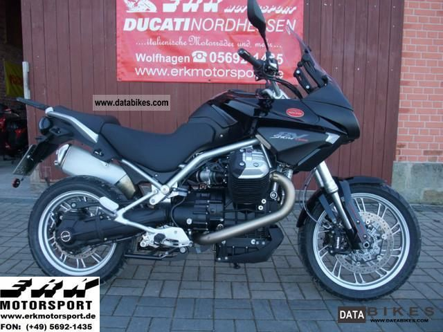 2012 Moto Guzzi  Stelvio 8V \ Motorcycle Enduro/Touring Enduro photo
