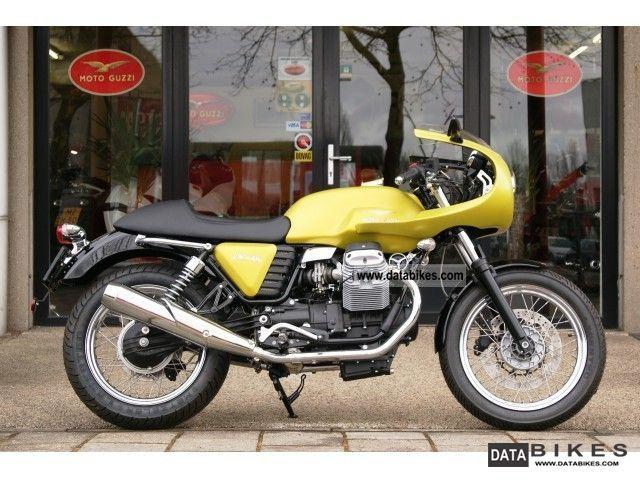 2011 Moto Guzzi  V7 SPORT CLASSIC Motorcycle Sport Touring Motorcycles photo