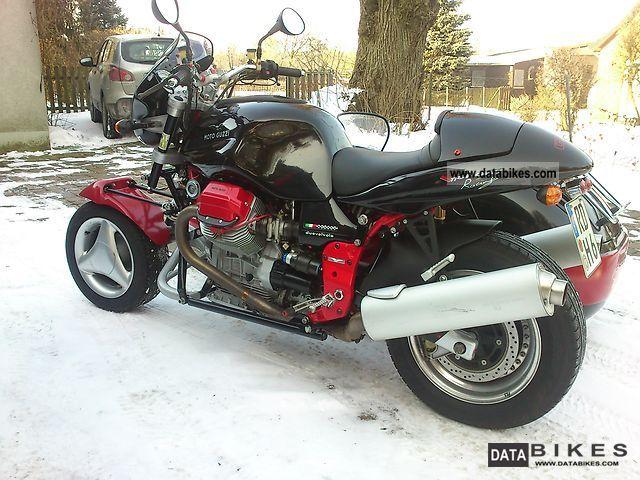 2001 Moto Guzzi  Sauer sidecar V11 Motorcycle Combination/Sidecar photo