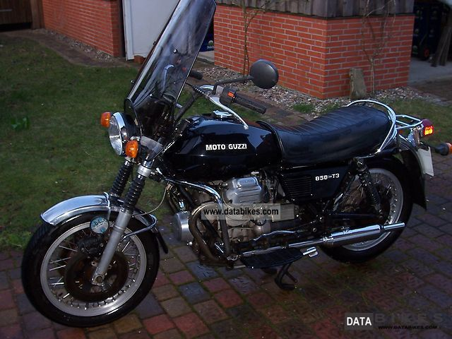 Moto Guzzi  850 T3 California 1979 Vintage, Classic and Old Bikes photo