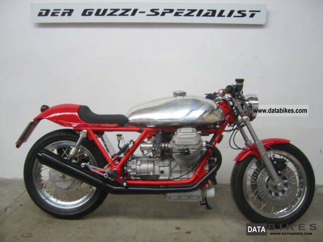 Moto Guzzi  Le Mans 1976 Vintage, Classic and Old Bikes photo
