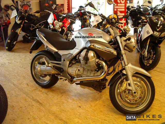 2011 Moto Guzzi  Breva 1200 ABS Motorcycle Sport Touring Motorcycles photo