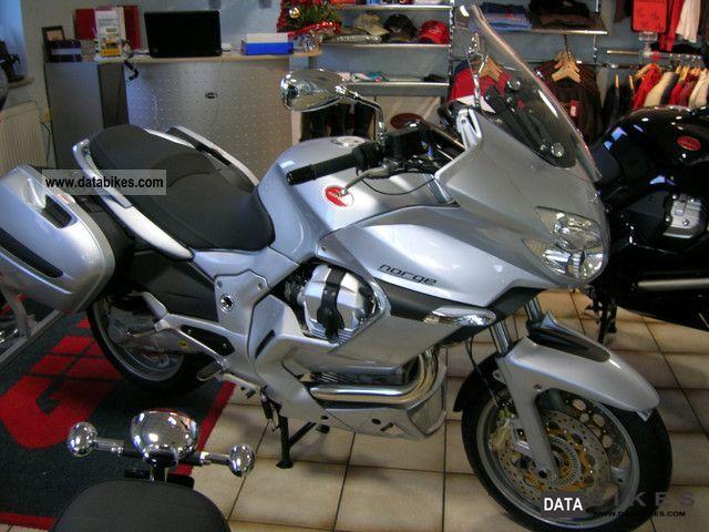 2011 Moto Guzzi  Norge 1200 Motorcycle Motorcycle photo