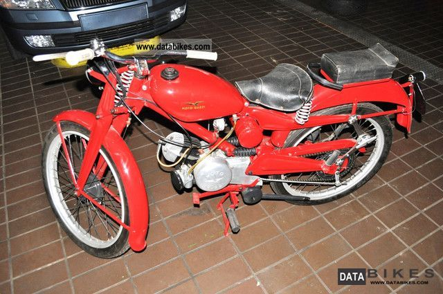 1956 Moto Guzzi  Cardellino Motorcycle Lightweight Motorcycle/Motorbike photo