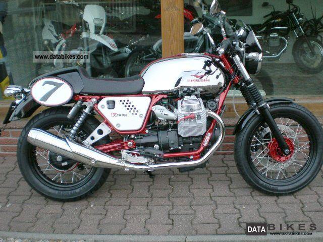Cafe Racer Moto Guzzi Viii