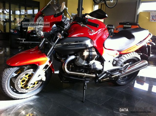 2006 Moto Guzzi  Breva V1100 Motorcycle Tourer photo