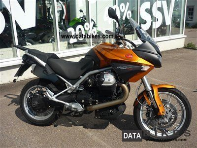 2012 Moto Guzzi  Stelvio 1200 4v, + + + + + + new model + + + ABS Motorcycle Enduro/Touring Enduro photo