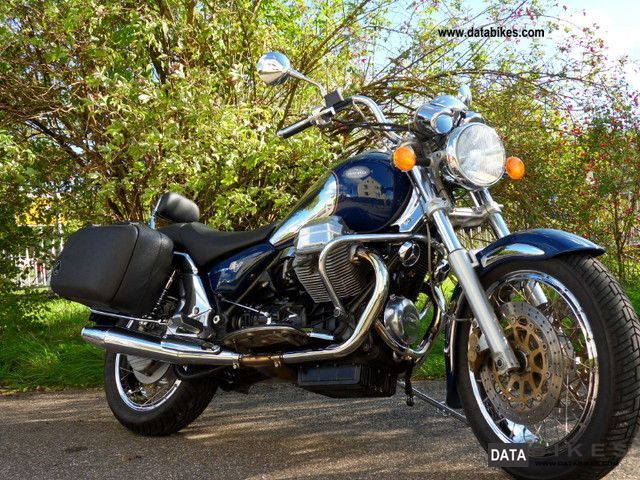 2005 Moto Guzzi  CALIFORNIA EV 1100 Motorcycle Chopper/Cruiser photo