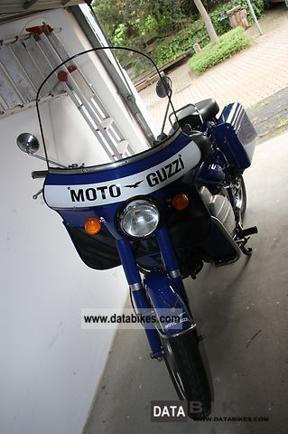 Moto Guzzi  Falcone 1974 Vintage, Classic and Old Bikes photo