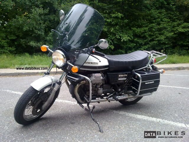 Moto Guzzi  850 T3 1975 Vintage, Classic and Old Bikes photo