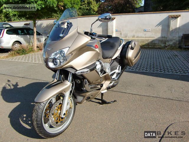 2012 Moto Guzzi  Norge 1200 GT NEW Motorcycle Tourer photo