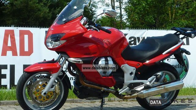2007 Moto Guzzi  Norge 850 Motorcycle Tourer photo