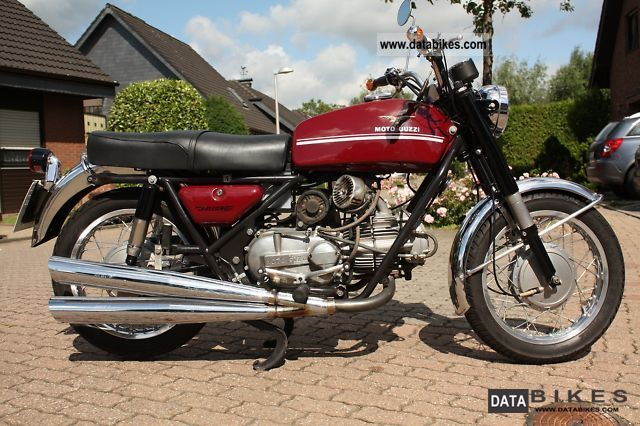 Moto Guzzi  Nuovo Falcone Civil 1971 Vintage, Classic and Old Bikes photo