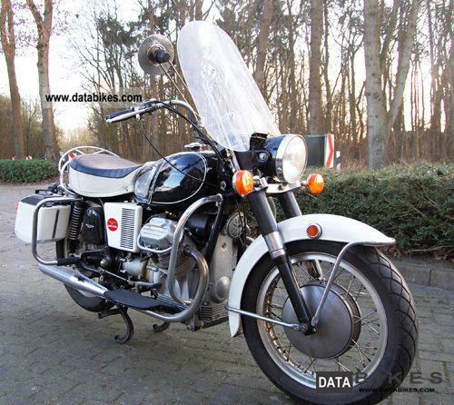 Moto Guzzi  V7 California Special 1970 Vintage, Classic and Old Bikes photo