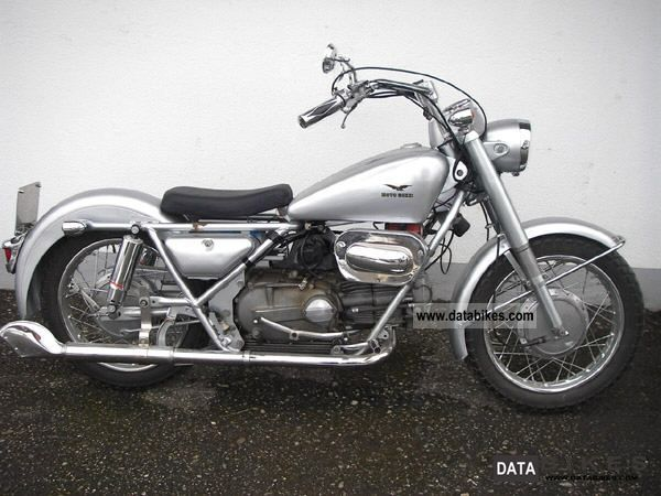 Moto Guzzi  Nuovo Falcone 1971 Vintage, Classic and Old Bikes photo