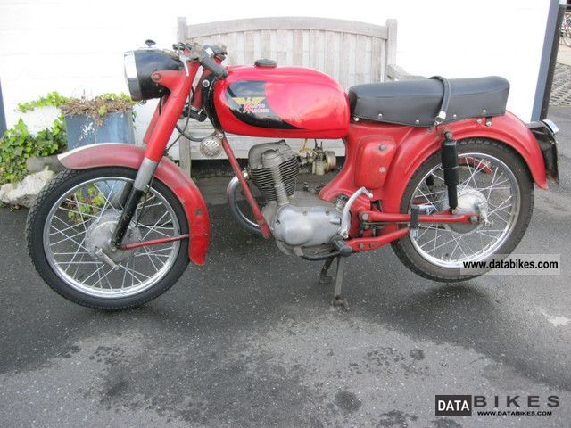 Moto Morini  Sbarazzino 98 1959 Vintage, Classic and Old Bikes photo
