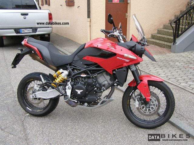 Moto Morini  Granpasso H83 2009 Enduro/Touring Enduro photo