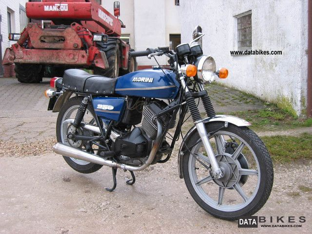 Moto Morini  250 T 1978 Vintage, Classic and Old Bikes photo
