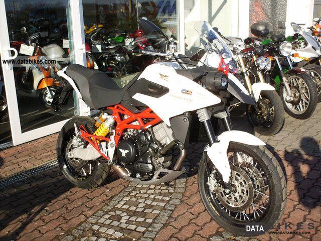 Moto Morini  Granpasso only 1500 kms 2011 Enduro/Touring Enduro photo