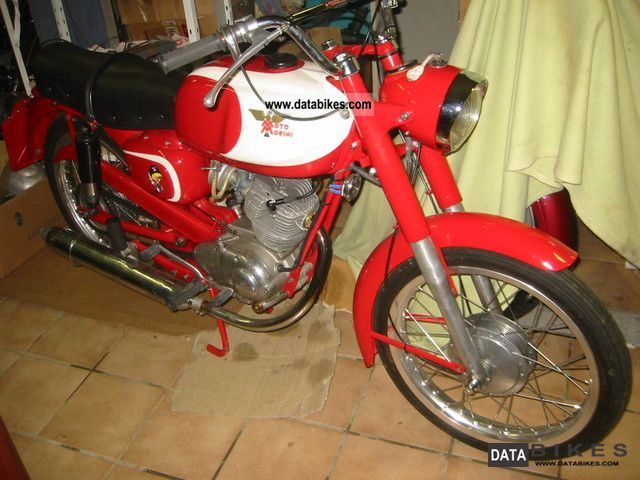 Moto Morini  125 Cosario 1958 Vintage, Classic and Old Bikes photo