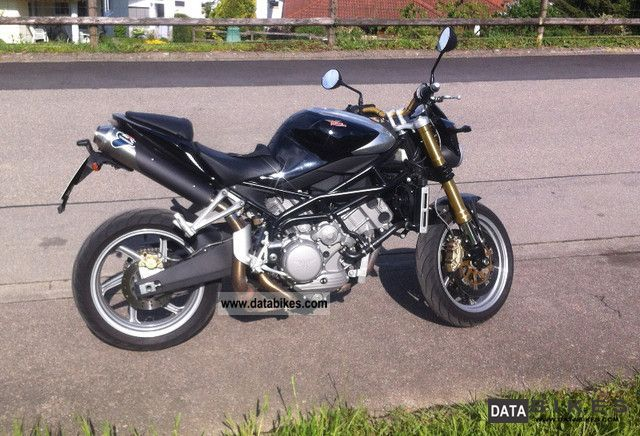 2008 Moto Morini  Corsaro 1200 Motorcycle Naked Bike photo