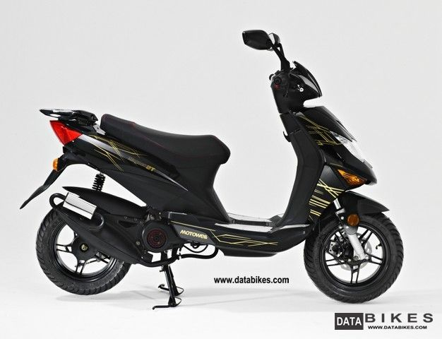 2011 Motowell  2T magnet Limited Edition 1 of 999 Motorcycle Scooter photo