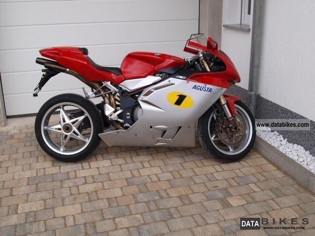 2005 MV Agusta  F4 1000 S Motorcycle Sports/Super Sports Bike photo