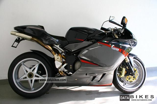 2007 MV Agusta  F4 1000R Mint Motorcycle Sports/Super Sports Bike photo