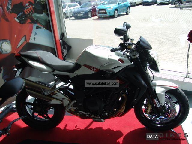 2011 MV Agusta  Brutal Inz R / exchange possible Motorcycle Naked Bike photo