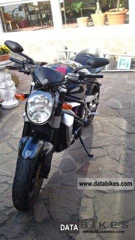 2008 MV Agusta  Augusta Brutale 910R Motorcycle Naked Bike photo