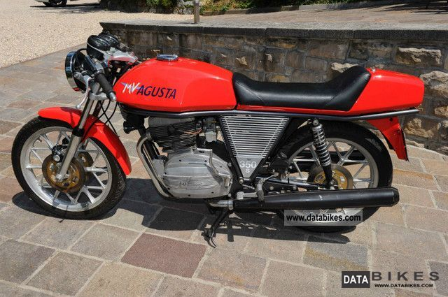 MV Agusta  MV 350 BE 1977 Vintage, Classic and Old Bikes photo