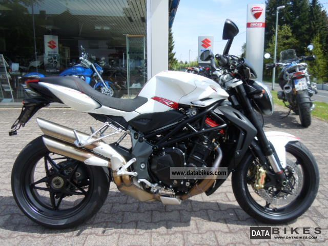 2012 MV Agusta  Brutal 1090 R Motorcycle Naked Bike photo