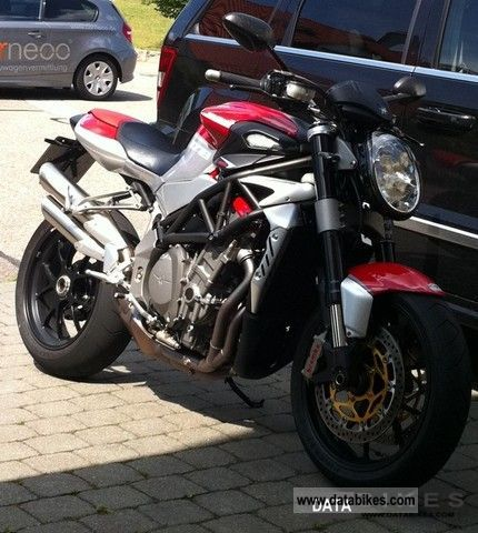 2011 MV Agusta  Brutale 1078RR Motorcycle Streetfighter photo
