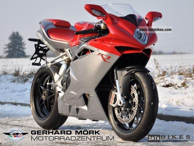 2011 MV Agusta  F4R 1000 New Xenon Motorcycle Sports/Super Sports Bike photo