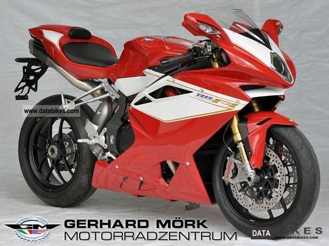 2011 MV Agusta  F4 1000RR xenon Motorcycle Sports/Super Sports Bike photo