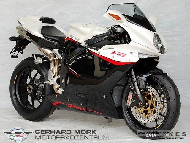 MV Agusta  F4 1078RR 312 1 +1 2011 Sports/Super Sports Bike photo
