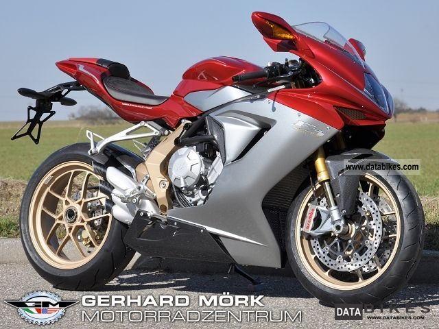 MV Agusta  F3 675 1x Gold Series available now! 2011 Sports/Super Sports Bike photo