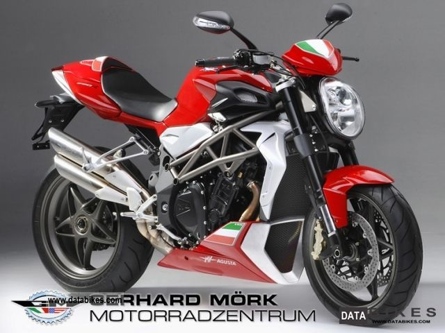 2011 MV Agusta  Brutale 990R Anniversario 150 ° Motorcycle Motorcycle photo