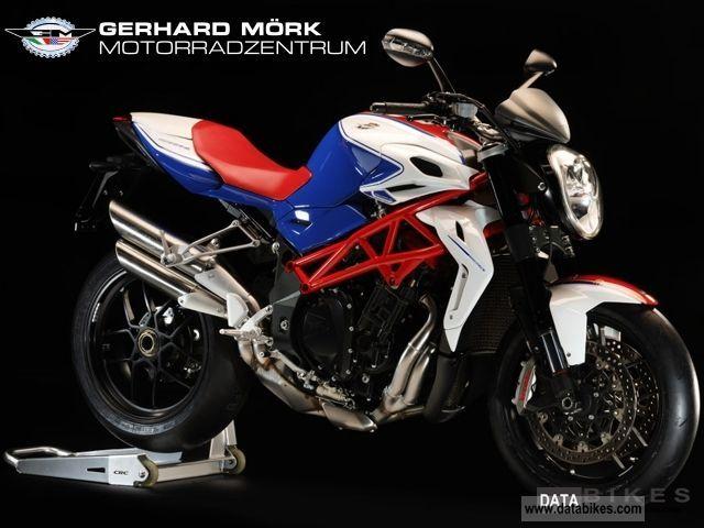 2011 MV Agusta  Brutale 1090RR America Motorcycle Motorcycle photo