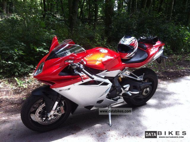 MV Agusta  F4 1000 R xenon (new series) 2010 Sports/Super Sports Bike photo