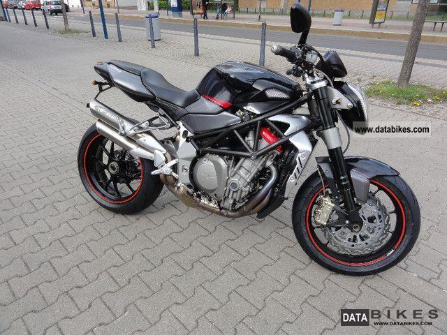 2006 MV Agusta  + + + Brutale 910 R ** TOP ** black-anthracite Motorcycle Naked Bike photo